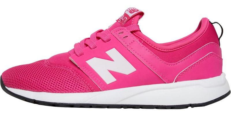 New Balance Mädchen 247 Sneakers Rosa