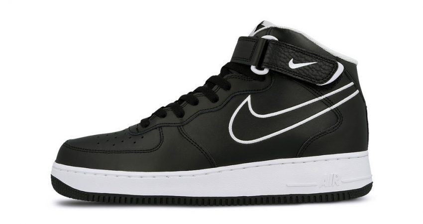 Nike Air Force 1 Mid `07 Leather