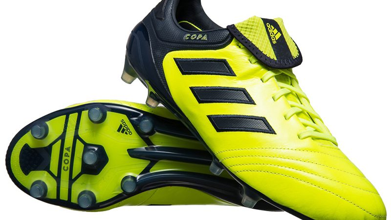 adidas Copa 17.1 FG Fußballschuh gelb2