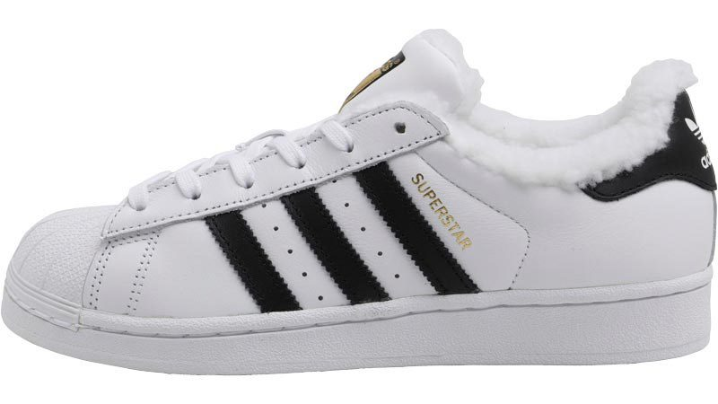 adidas Originals Damen Superstar Sneakers Weiß
