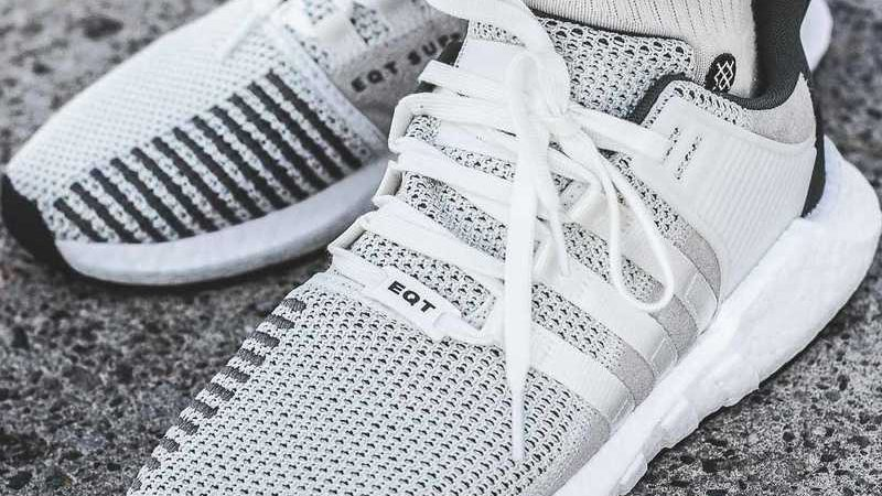Adidas Eqt Support 93_17 'Off White _ Off White _ Cloud White