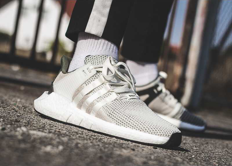 Adidas Eqt Support 93_17 'Off White _ Off White _ Cloud White2