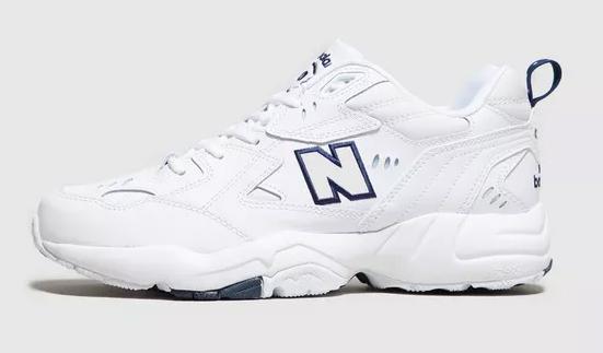 New Balance 608 weiß - blau