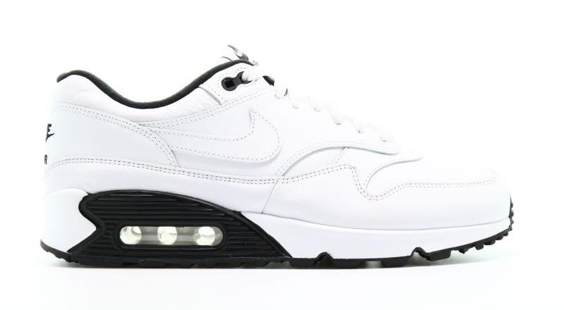 Nike Air Max 90_1 White and Black