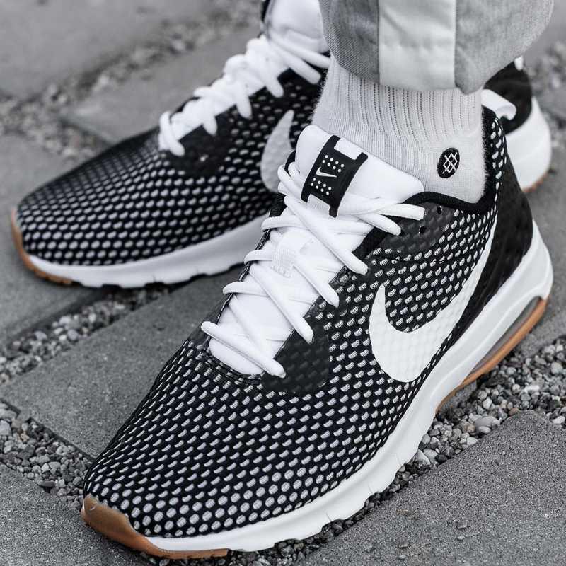 Nike Air Max Motion Lw Se `Black _ White`