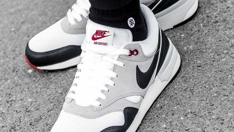Nike Air Odyssey `White_Neutral Grey_University `