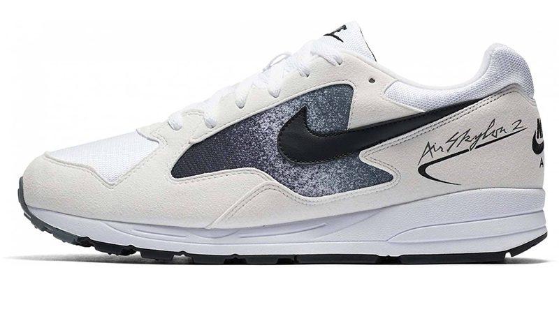 Nike Air Skylon II Herren Sneaker (weiß-schwarz)