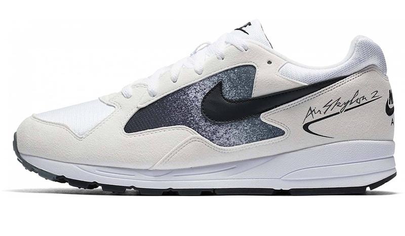 Nike Air Skylon II Herren Sneaker (weißschwarz) für nur 59