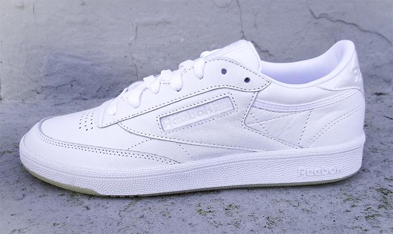 Reebok Classics Damen Club C 85 Sneakers Weiß2