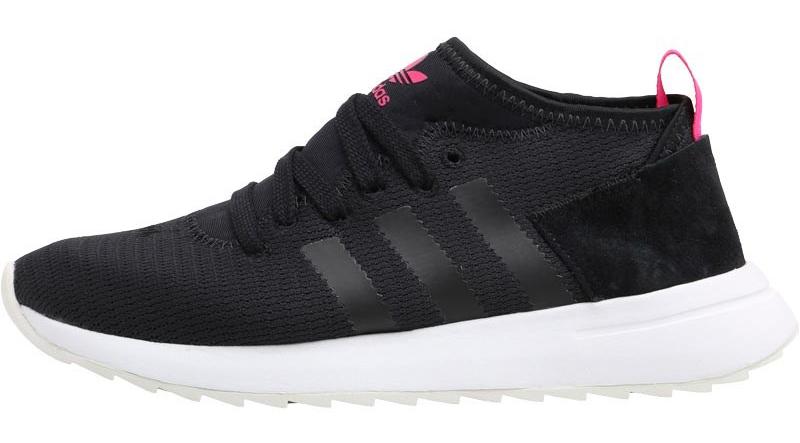 adidas Originals Damen Flashback Winter Sneakers Schwarz