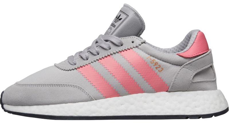 adidas Originals Damen I-5923 Sneakers Hellgrau