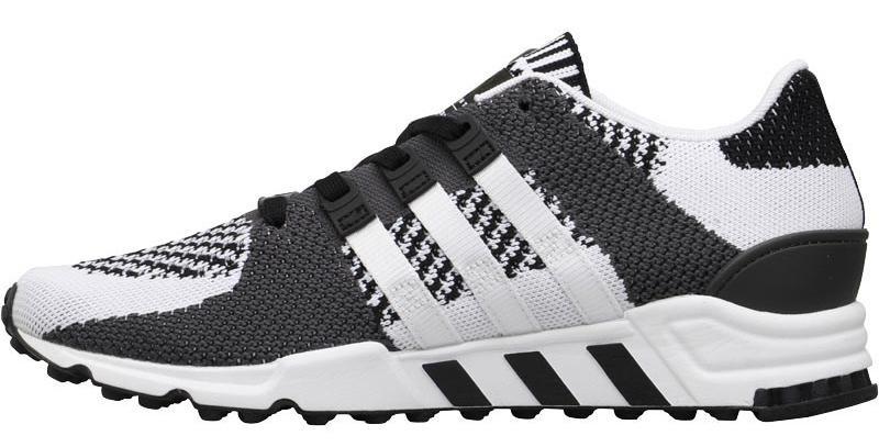 adidas Originals EQT Support RF Primeknit Sneakers Schwarz