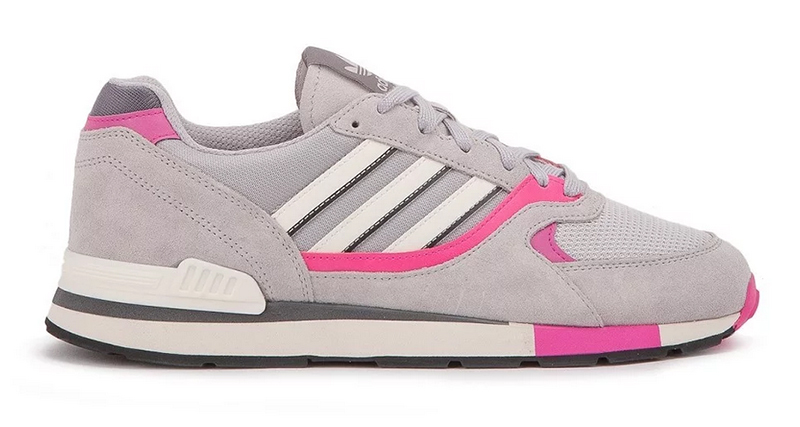 adidas Quesence Grey Two OG (Grau - Pink)
