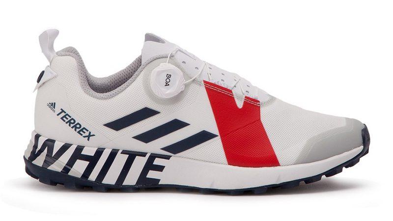 adidas x White Mountaineering Terrex Two Boa (Weiß)