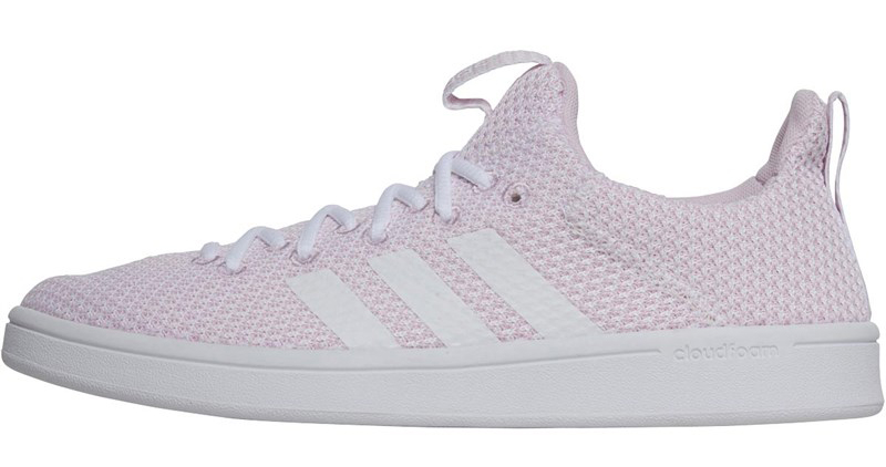adidas Damen Cloudfoam Advantage Adapt Sneakers Hellrosameliert