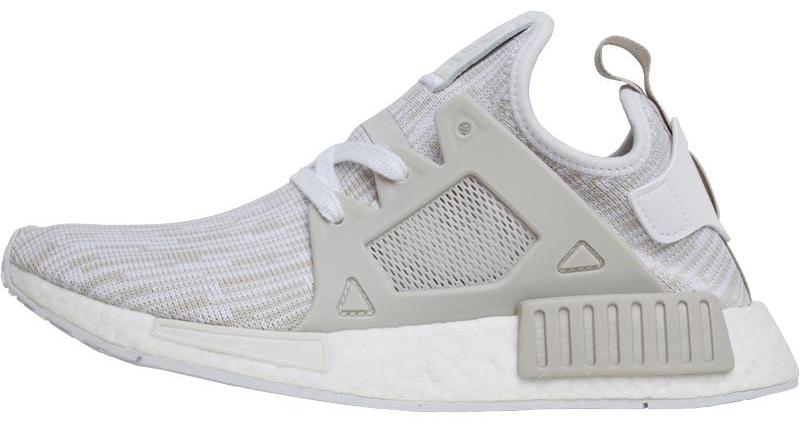 adidas Originals Damen NMD_XR1 Primeknit Sneakers Weiß