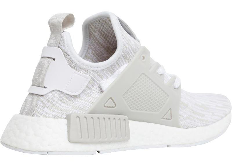 adidas Originals Damen NMD_XR1 Primeknit Sneakers Weiß2