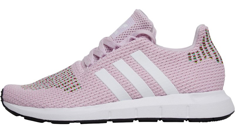 adidas Originals Damen Swift Run Sneakers Hellrosa