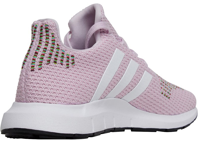 adidas Originals Damen Swift Run Sneakers Hellrosa2